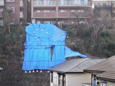 神奈川県逗子市の斜面崩落事故現場より 緊急提言
