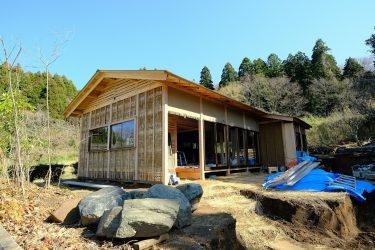 キャンセル待ち受付中・3月24日 千葉市ダーチャ小屋第4回WS「大地をいためない浄化槽設置の作法&排水を大地に返す土中環境づくり」