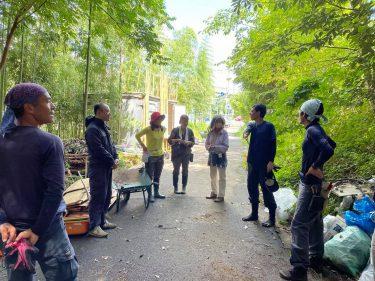 地球守・大金沢の森オープンデイ 「森を楽しむ会」開催のお知らせ